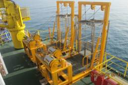 Launch and Recovery Systems (LARS)